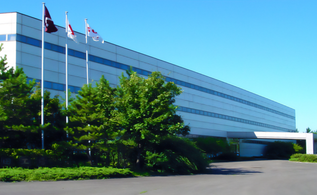 Photo: SOC Akita Factory